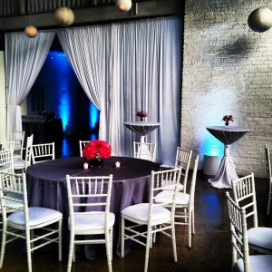 Catering by J&L Catering and Decor by Exquisite Designs