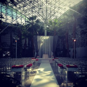 Crystal Gardens Wedding Liven It Up Events 1