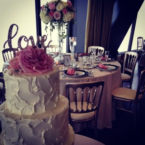 Wedding at the Signature Room by Liven It Up Events 3