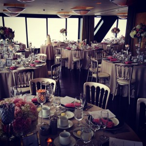 Wedding at the Signature Room by Liven It Up Events 5