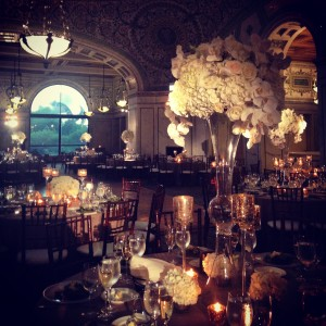 Wedding at the Chicago Cultural Center by Liven It Up Events 2