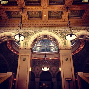 Wedding at the Chicago Cultural Center by Liven It Up Events 4