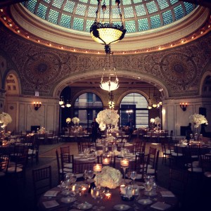 Wedding at the Chicago Cultural Center by Liven It Up Events 6