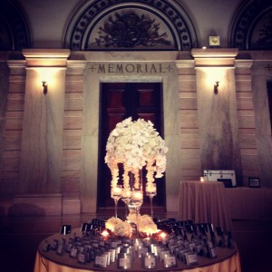 Wedding at the Chicago Cultural Center by Liven It Up Events 7