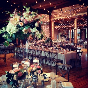 Wedding at Bridgeport Arts Center by Liven It Up Events 3