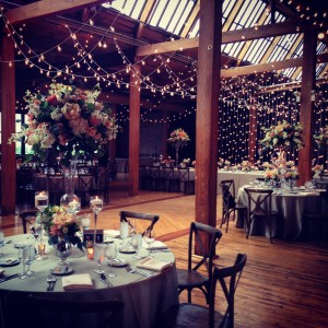 Wedding at Bridgeport Arts Center by Liven It Up Events 4
